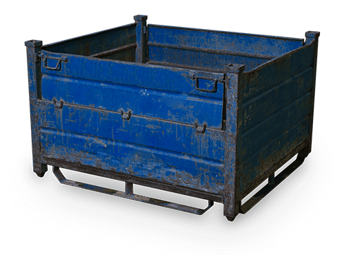 Metal-Tub